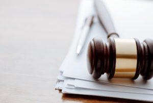 judges divorce papers
